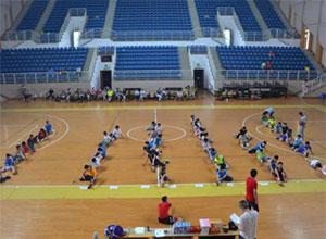 杭州热动篮球培训