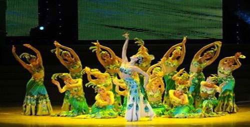 中国舞 图片