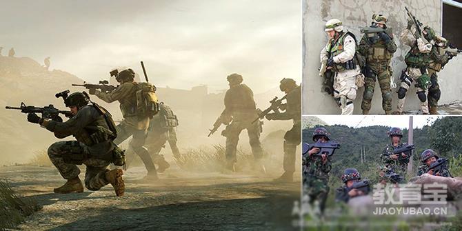 军事游戏矢量图