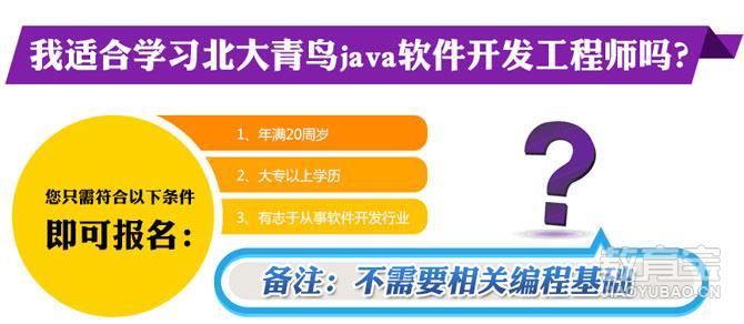 天津北大青鸟Java
