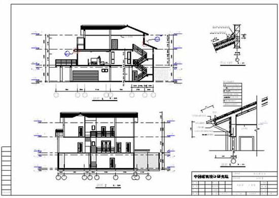RevitArchitecture工程师v平面工字钢平面cad图纸图片