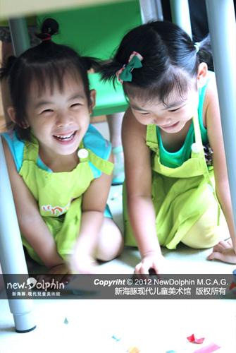 【武汉新海豚现代儿童美术馆】图片