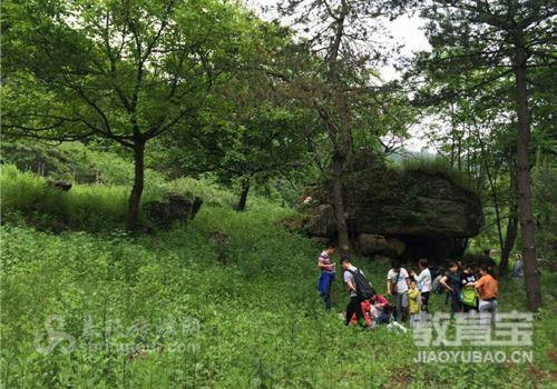 亲子活动为一体的青少年儿童营地