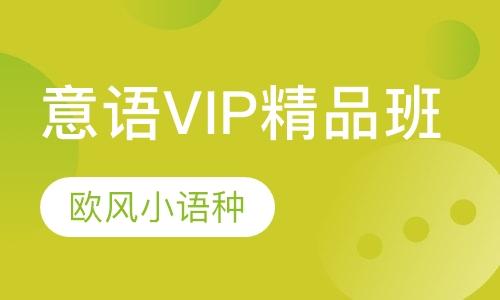 意语VIP精品班