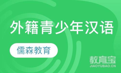外籍青少年汉语培训