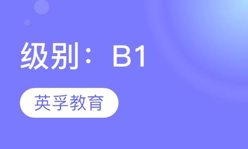 级别:B1