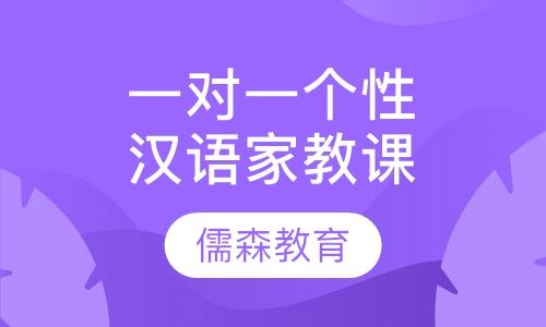 一对一个性化的汉语家教课