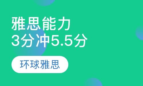雅思能力端Level3冲5.5分