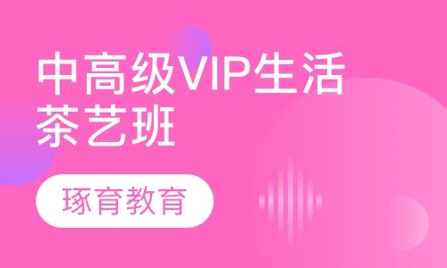 中高級 VIP生活茶藝體驗班