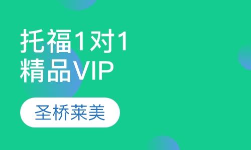 托福1对1精品VIP课程
