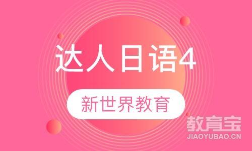 达人日语4