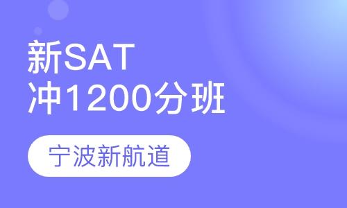 新SAT基础 冲1200分班
