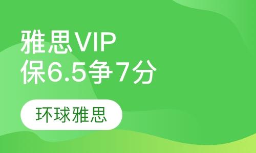 雅思VIP提6.5争7高分10人直达班
