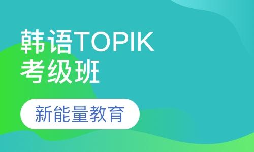 韩语TOPIK考级班