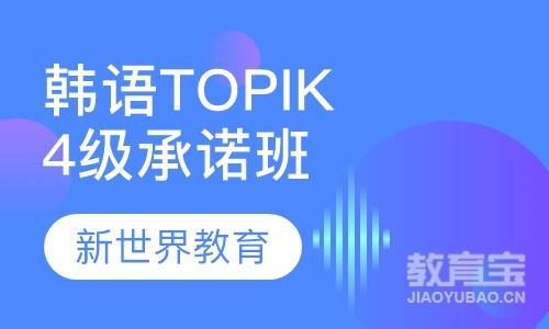韩语TOPIK4级提高班