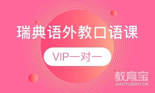 VIP一对一外教口语课