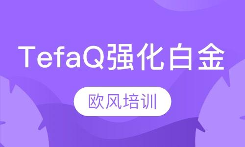 TefaQ强化白金课程