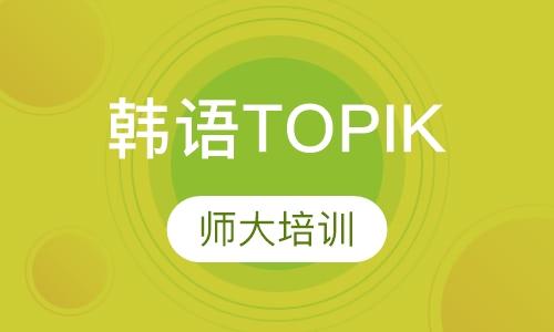 韩语TOPIK(5/6)考前培训