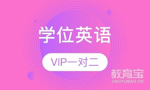 学位英语VIP一对二