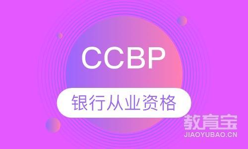银行从业资格(CCBP)