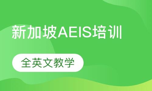 新加坡AEIS培训班