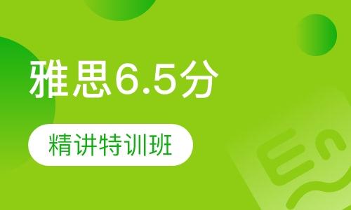 雅思6.5分精讲春季班