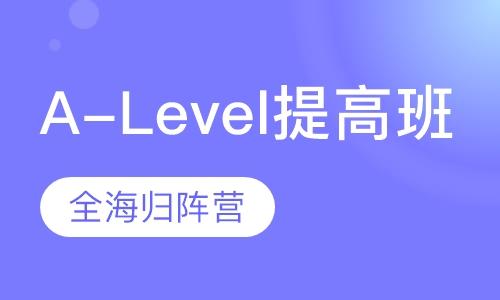 A-Level综合提高班