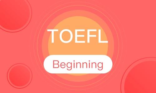 TOEFL Beginning 50