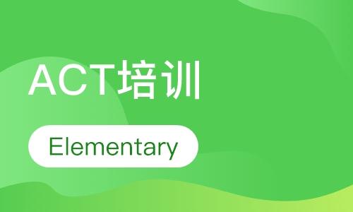 ACT Elementary 20