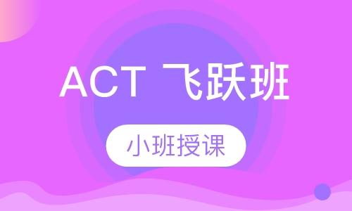 ACT 飞跃班