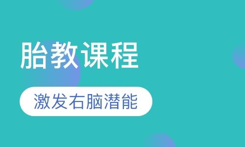 上海怀孕胎教课程