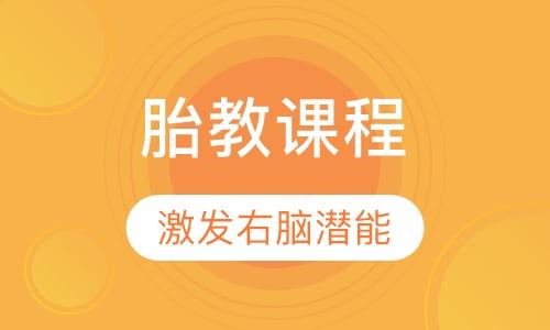 南京胎教课程