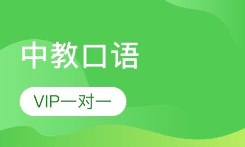 中教口语 VIP一对一