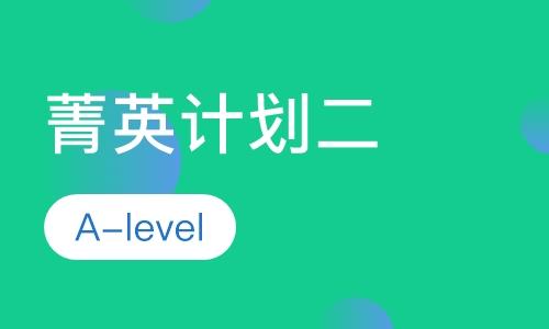 A-level菁英计划二