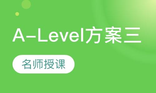 A-Level方案三