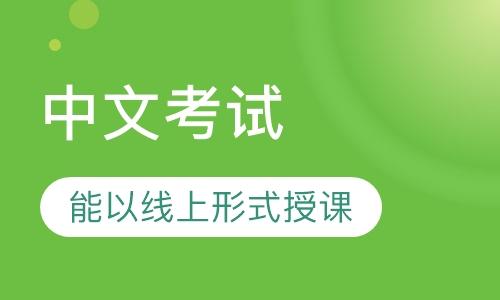 中文考试一对一辅导课程