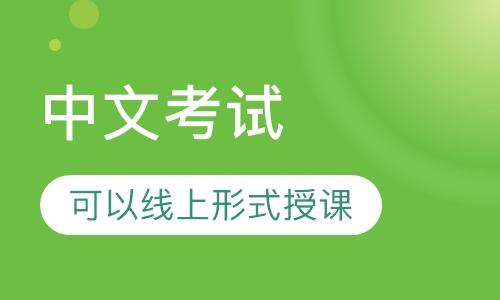 中文考试小班辅导课程