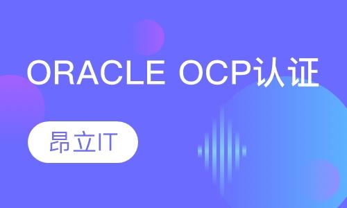 上海oracle数据库的培训