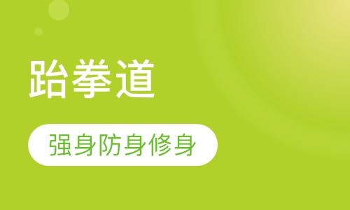 天津跆拳道特技培训