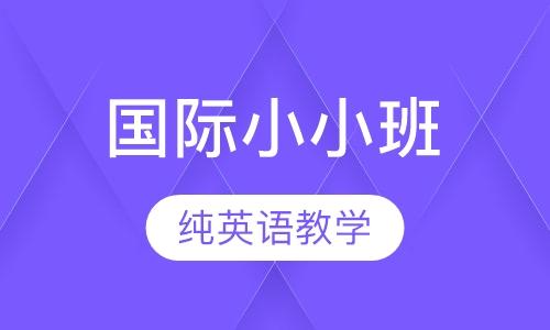 深圳宝宝早教培训