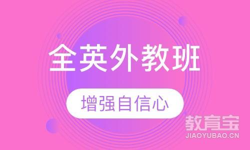 深圳少儿英语外教一对一培训
