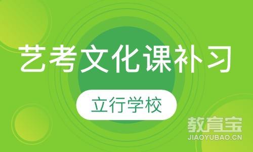 济南艺考文化课补习
