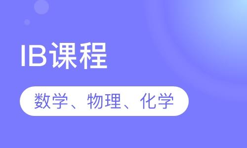 北京国际学校课程IB课程