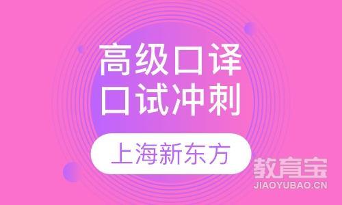 上海高级口译口试冲刺
