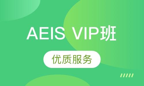AEIS培训VIP班