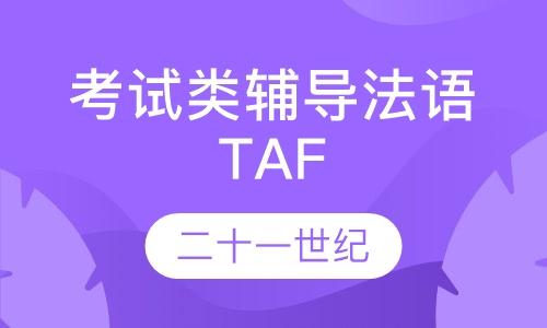 考试类辅导法语TAF