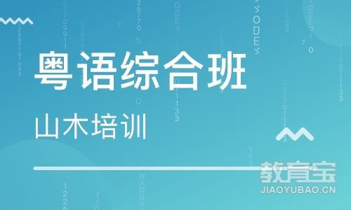 粤语综合班