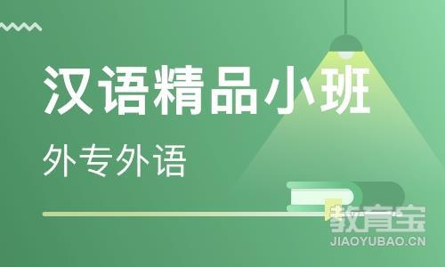 汉语精品小班