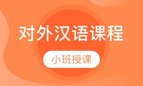 对外汉语课程